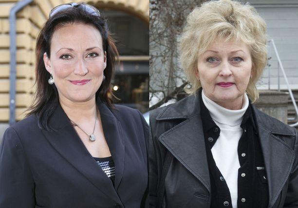 Rinna Paatso on joutunut vaikeuksiin, kun hänen äitinsä Liisa Paatson tuhkaamiskuluja alettiin periä oikeusteitse.