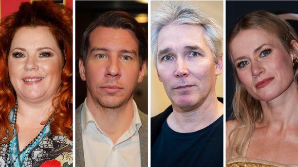 Kiti Kokkonen, Aku Hirviniemi, Miika Nousiainen ja Minka Kuustonen tähdittävät uutta Suurmestari-kautta.