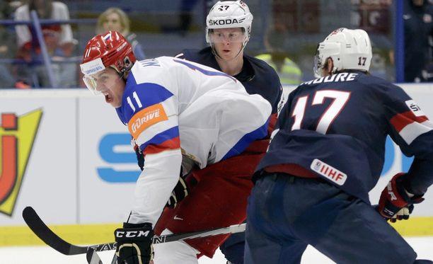 Jevgeni Malkin on pysynyt jenkkipuolustuksen nuhteessa.
