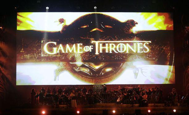 Game of Thrones on mahdollisesti maailman suosituin televisiosarja.