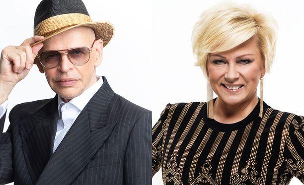 Jorma Uotisen ja Helena Ahti-Hallbergin puheenvuorot eivät ole olleet kaikkien mieleen.