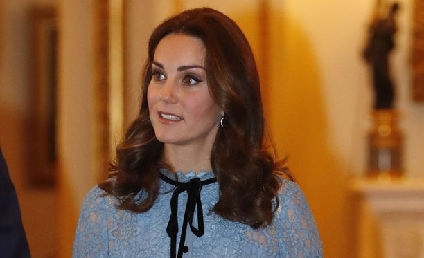 Herttuatar Catherine odottaa kolmatta lastaan.