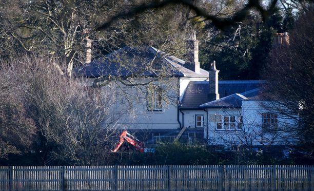 Frogmore Cottage tarjoaa Sussexin herttuaparille enemmän yksityisyyttä kuin pariskunnan aiempi asunto Kensingtonin palatsissa.