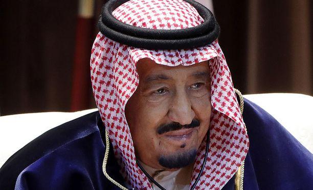 Saudi-Arabia on tuominnut Donald Trumpin päätöksen tunnustaa Jerusalem Israelin pääkaupungiksi. Kuvassa Saudi-Arabian kuningas Salman.