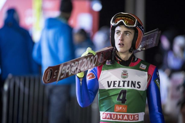 Niko Kytösaho kilpaili marraskuun lopussa Rukan maailmancupissa, mutta ei päässyt pisteille 30 parhaan joukkoon.