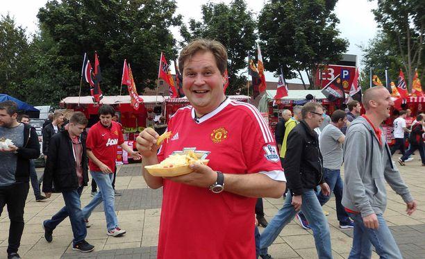 Jethro Rostedtin Manchesterin lomalla sattuu ja tapahtuu.