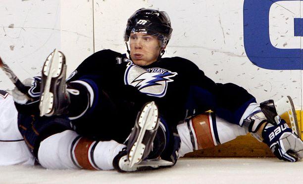 Stephane Veilleux on edustanut NHL-urallaan Minnesota Wildia ja Tampa Bay Lightningia.