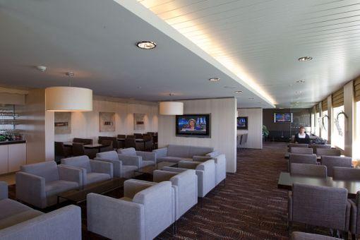 Tallink Starin Business Lounge.
