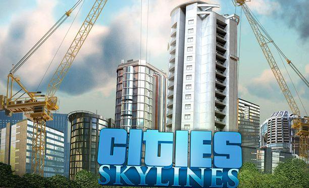Kaupunginrakentelupeli Cities: Skylines on ollut menestys.