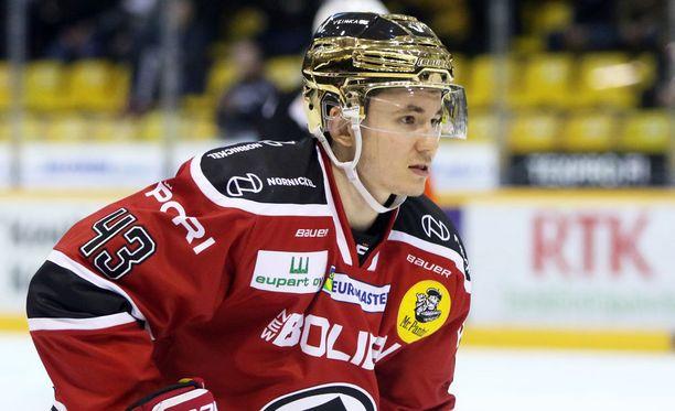 Maksim Matushkin siirtyy KHL-jäille.