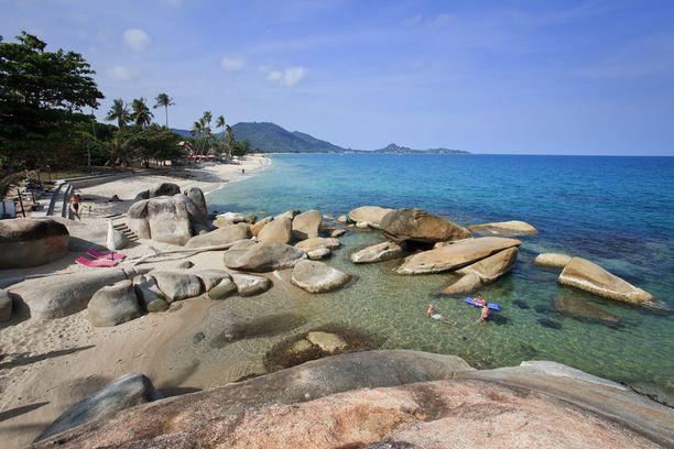 20 päivää kestävä ylellinen matka lähtee liikkeelle Thaimaan Koh Samuilta.