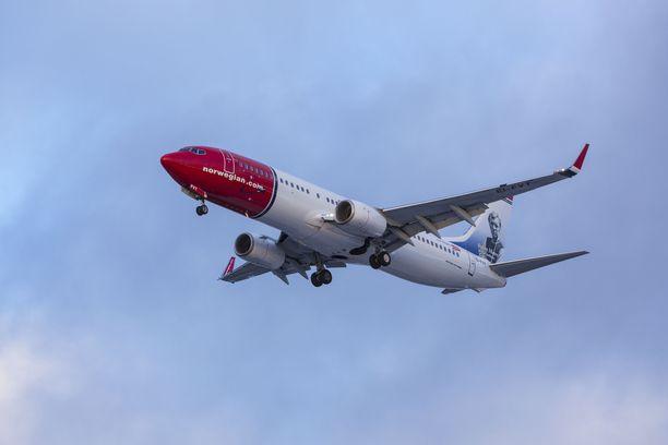 Norwegianin lennolla häiriköinyt miesmatkustaja pidätettiin Alicantessa.