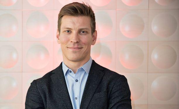 Antti Holma nähdään Cheek-elokuvan pääosassa.