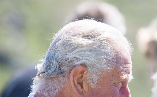 Prinssi Charles antoi tukkansa kasvaa – tuoreet kuvat