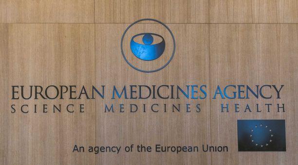 Euroopan lääkevirasto vastaa koronarokotteiden hyväksynnästä EU-maiden käyttöön.