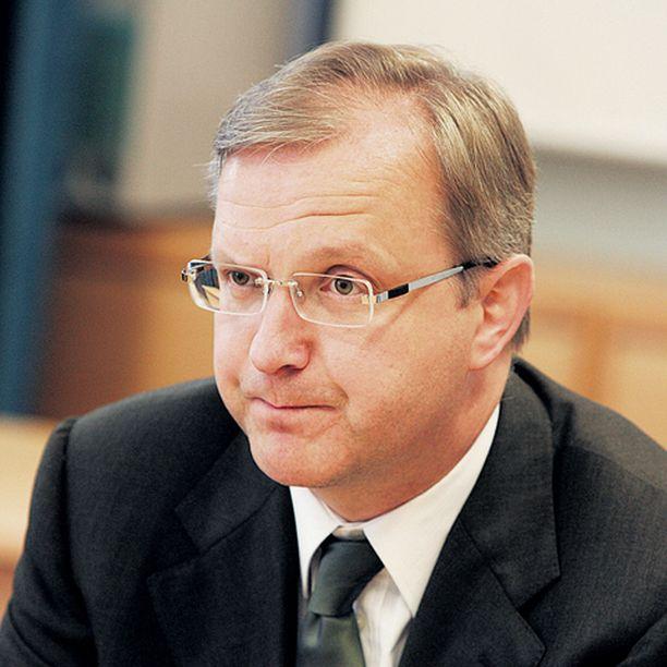 Turkin parlamenttivaalien selkeän tuloksen jälkeen Olli Rehn voi jatkaa jäsenyysneuvotteluja.