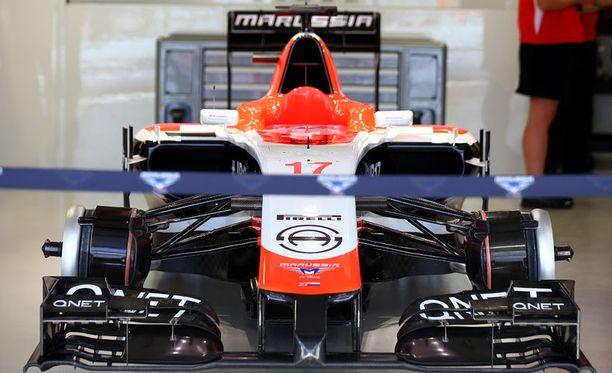 Marussia ei voi osallistua kauden 2015 F1-sarjaan viime vuoden autollaan.