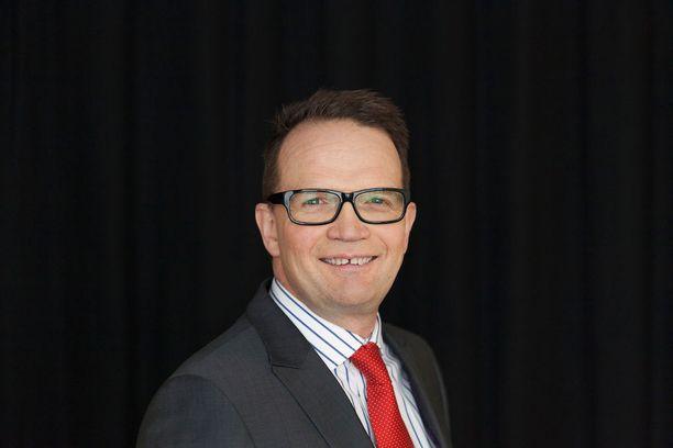 RAY:n entinen toimitusjohtaja Velipekka Nummikoski on nykyään Veikkauksen varatoimitusjohtaja.