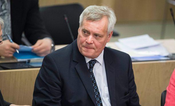 Antti Rinne on toiminut SDP:n puheenjohtajana toukokuusta 2014.