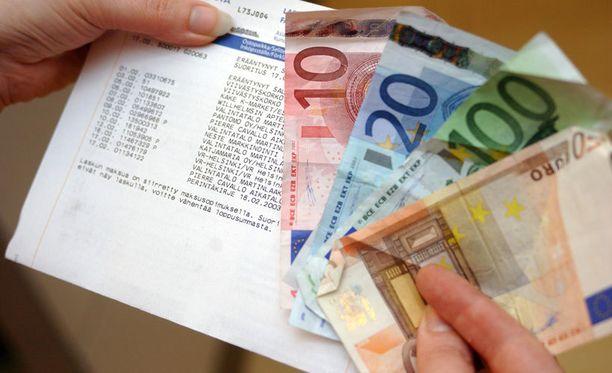 Vuokria jää helposti rästiin, sillä monessa muussa laskussa seuraamukset näkyvät nopeasti maksuhäiriömerkintänä.