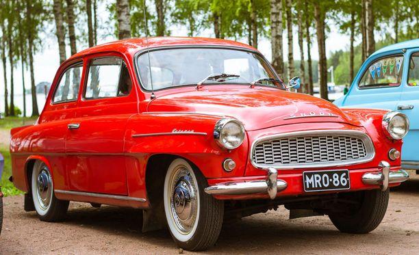 Škoda onnistui kääntämään suuntaa: entinen parjattu itäauto on nykyään suosittu ja arvostettu merkki.