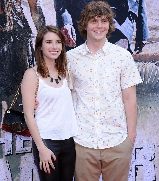 Emma ja Evan vuonna 2013.