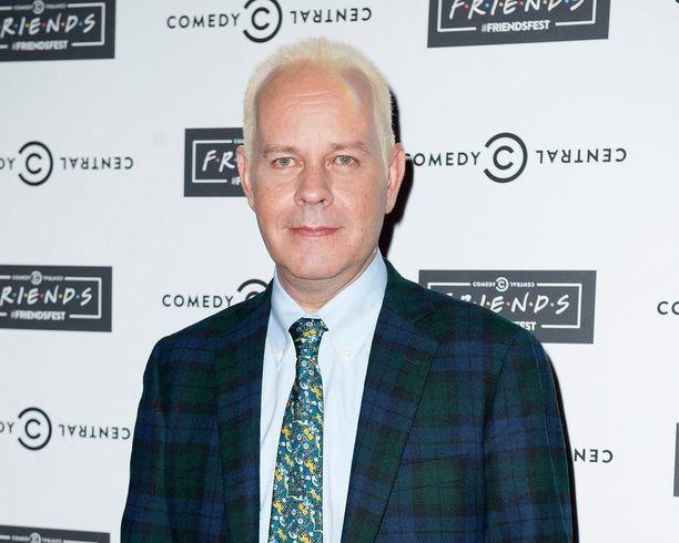 Guntheria Frendeissä näytellyt James Michael Tyler kuvattuna vuonna 2015.