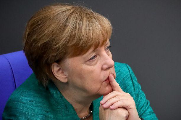 Angela Merkel kohtaa tänä iltana Donald Trumpin Washingtonissa.