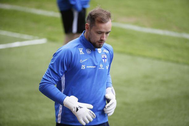 Carljohan Eriksson on noussut Suomen maajoukkuerinkiin.