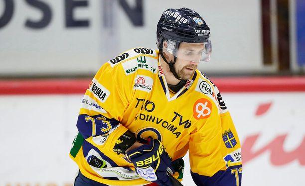 Ilmari Pitkänen sai kolttosestaan kolmen ottelun pelikiellon.