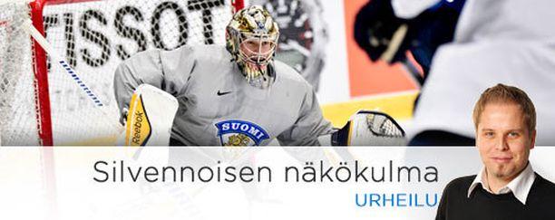 Pekka Rinne on Suomen betonipuolustuksen viimeinen lukko.