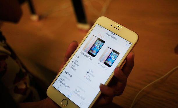 Uudessa iPhonessa huhutaan olevan muun muassa parempi kamera ja suoritin sekä enemmän muistia kuin edeltäjässään iPhone 6:ssa.