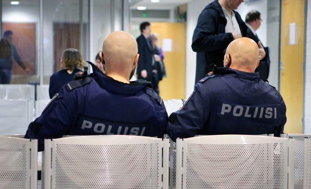 Tapauksen käsittely alkoi Oulun käräjäoikeudessa. Arkistokuva.