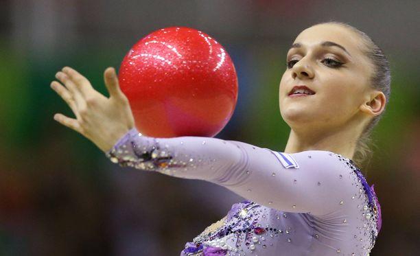 Ekaterina Volkovalta jää muutama koulupäivä väliin Rion olympialaisten vuoksi.