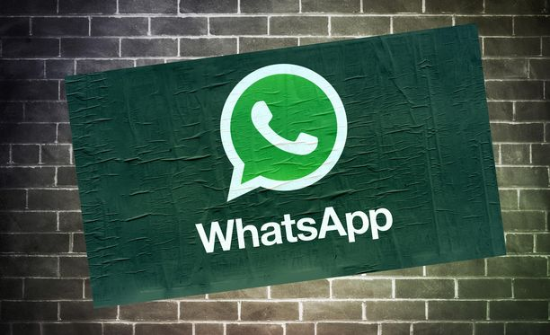Hakkerit voivat päästä haittaohjelmien avulla käsiksi Whatsappiin.
