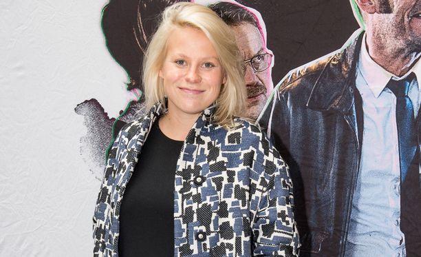 Emmi Parviainen nähdään keväällä ensi-iltansa saavassa Onnenonkija-elokuvassa.