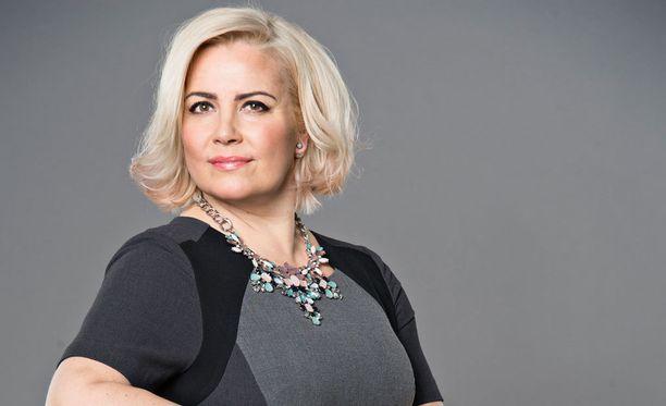 Urallaan menestynyt Kaisa Liski tunnetaan myös television Kiinteistökuningattarena.