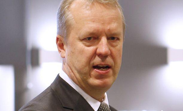 Tullin pääjohtaja Antti Hartikainen sai tuomion virkavelvollisuuden rikkomisesta.