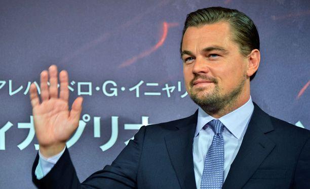 Oscar-voittaja Leonardo DiCapriolle ilmastoasiat ovat tärkeitä, ja siksi hän saattaa osallistua jääkiekko-otteluun pohjoisnavalla.