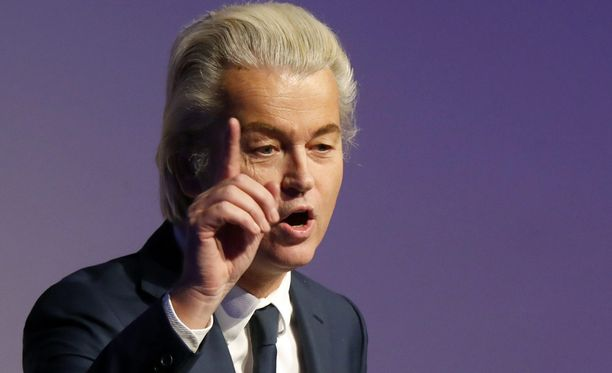 Geert Wilders tunnetaan islamin vastustajana ja muun muassa Ranskan äärioikeistojohtajan Marine Le Penin ystävänä.