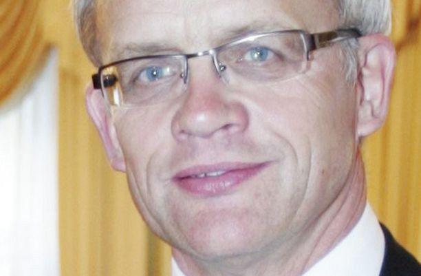 Krp epäilee Jukka Vihriälää rikoksesta.