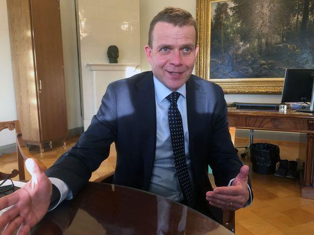Valtiovarainministeri Petteri Orpo on kertonut kantansa monta kertaa: jakovaraa ei ole.