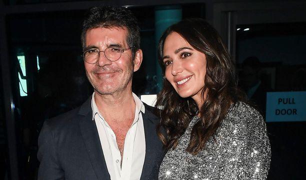 Simon Cowellin ja Lauren Silvermanin ympärillä on erohuhuja.