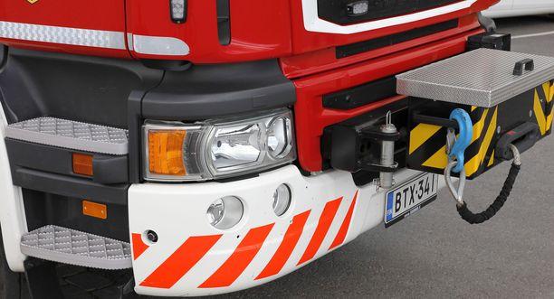 Yksi kuoli omakotitalon palossa Pohjanmaalla.
