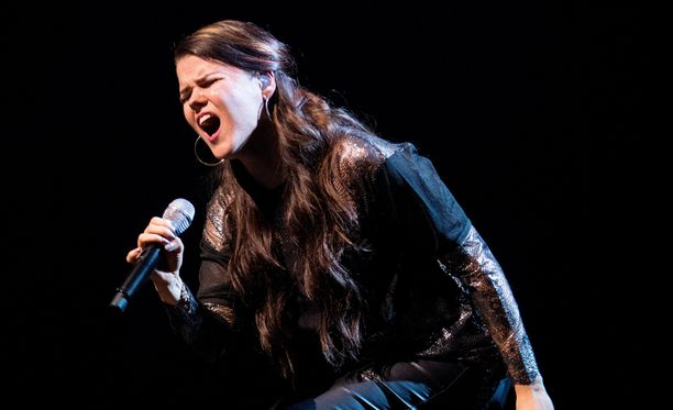 Saara Aalto sai laulaa tällä viikolla sydämensä kyllyydestä X Factorissa.