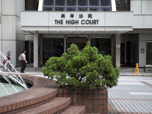 Khaw Kim-sun tuomittiin elinkautiseen vankeuteen Hongkongin korkeimmassa oikeudessa.
