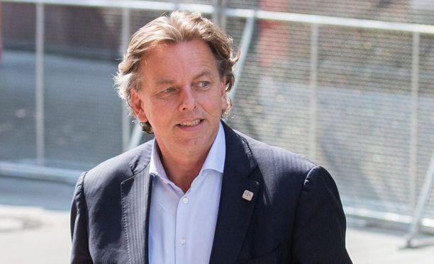 Hollannin ulkoministeri Bert Koenders pahoitteli ulkoministeri Timo Soinille (ps) tietojen vuotamista.