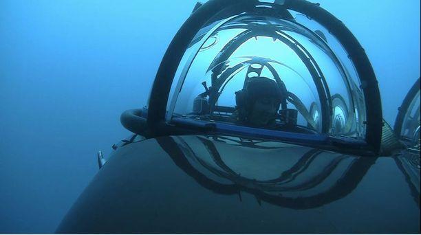 Tutkijoiden matka Eteläisellä jäämerellä kestää kolme kuukautta.