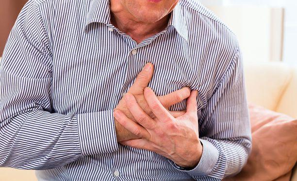 Tulosten mukaan jopa 78 prosentilla testin tekijöistä sydämen ikä oli korkeampi kuin heidän oma ikänsä,