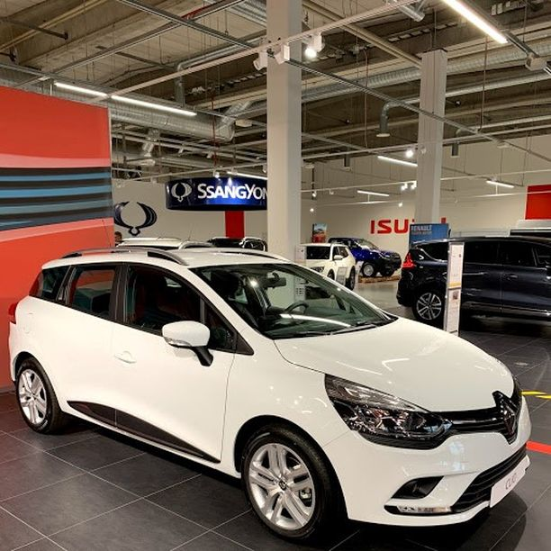 Halvimmillaan Renault Clio -farmarin saa jutun kirjoitushetkellä liisattua 189 eurolla kuukaudessa.